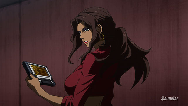 Mobile Suit Gundam : Iron-Blooded Orphans  Episode 08