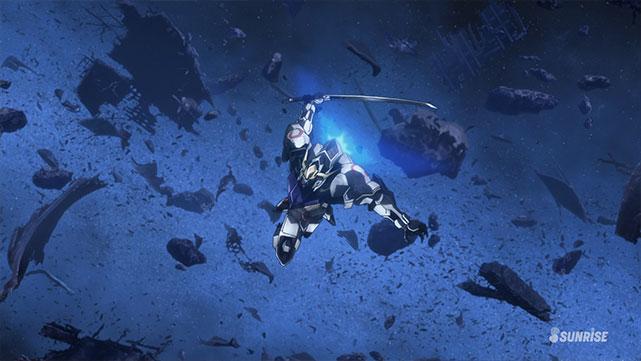 Mobile Suit Gundam : Iron-Blooded Orphans  Episode 13