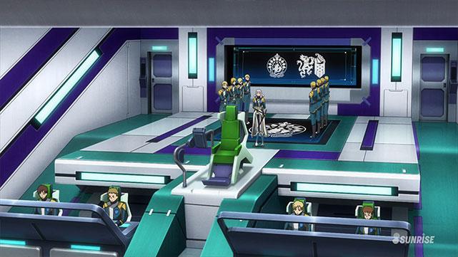 Mobile Suit Gundam : Iron-Blooded Orphans  Episode 18