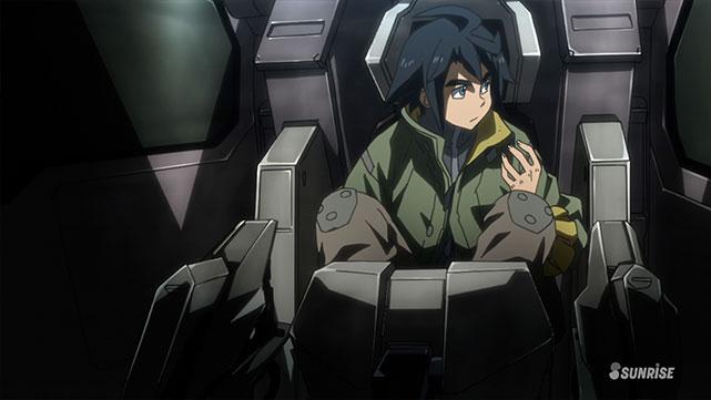 Mobile Suit Gundam : Iron-Blooded Orphans  Episode 19