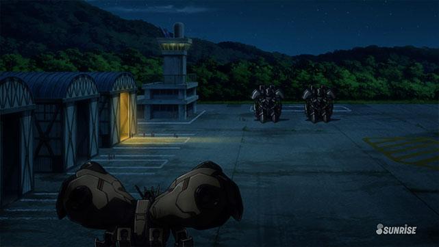 Mobile Suit Gundam : Iron-Blooded Orphans  Episode 20