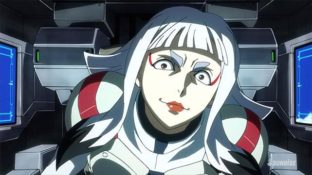 Mobile Suit Gundam : Iron-Blooded Orphans  Episode 21