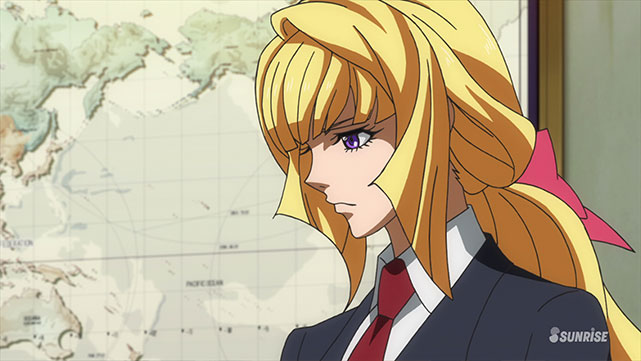 Mobile Suit Gundam : Iron-Blooded Orphans  Episode 22