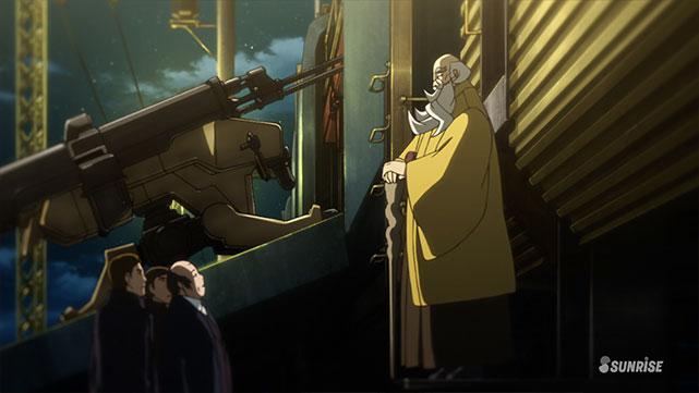 Mobile Suit Gundam : Iron-Blooded Orphans  Episode 23