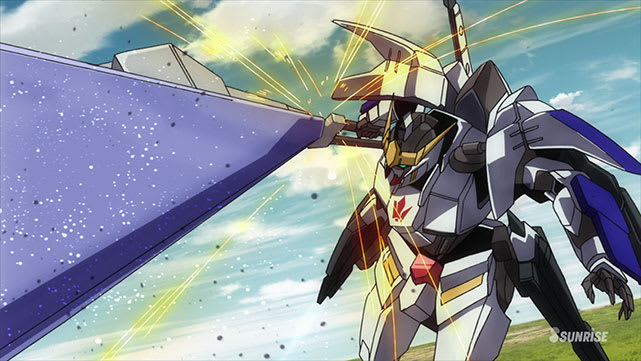 Mobile Suit Gundam : Iron-Blooded Orphans  Episode 24