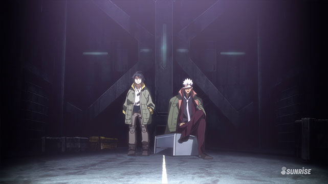 Mobile Suit Gundam : Iron-Blooded Orphans  Episode 26
