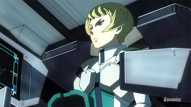 Mobile Suit Gundam : Iron-Blooded Orphans  Episode 29