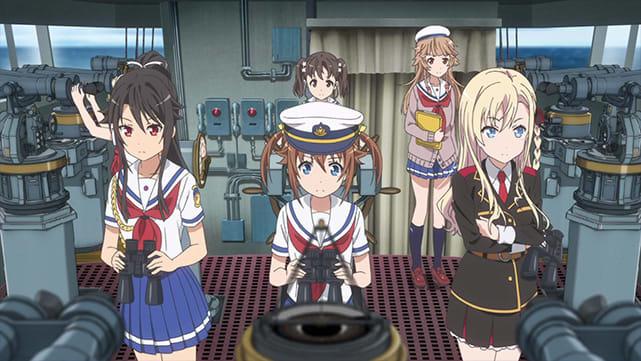 High School Fleet Episodio 09