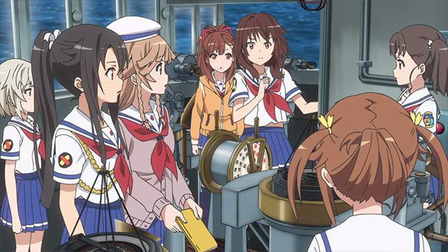 High School Fleet Episodio 10