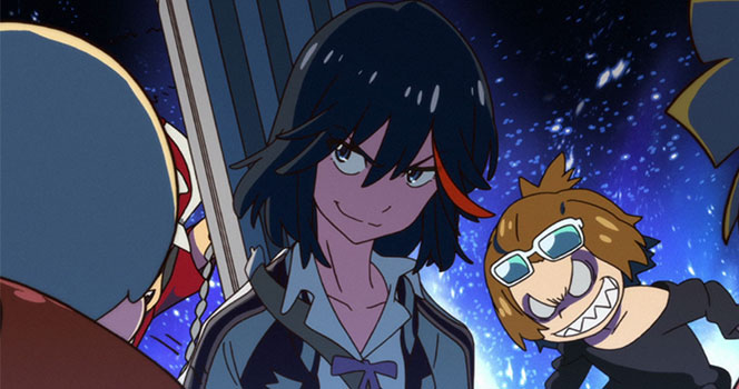 Kill la Kill Episode 1