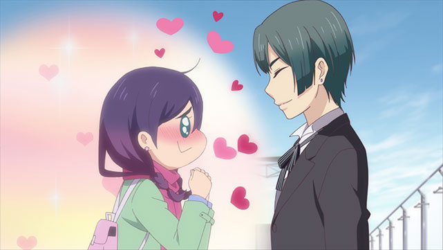 Watashi Ga Motete Dousunda 01 Vostfr kiss him, not me ! saison 1 episode 04 vostfr - regardez