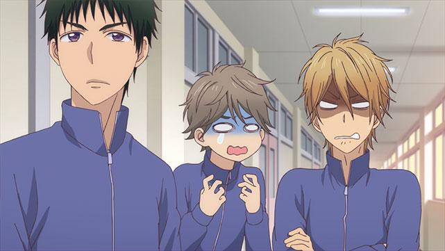 Watashi Ga Motete Dousunda 01 Vostfr kiss him, not me ! saison 1 episode 05 vostfr - regardez