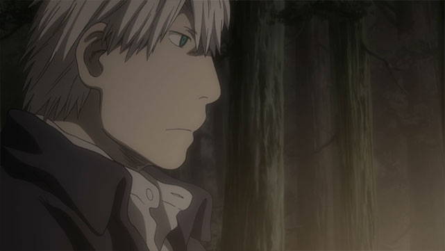 Mushishi - Next Passage - Episode 20