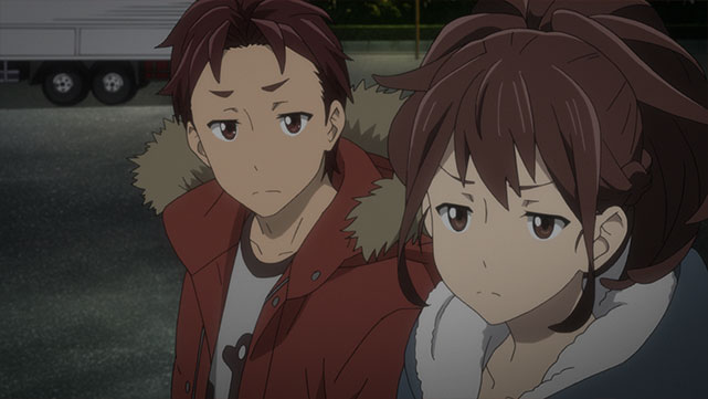 Robotics;Notes Episode 18