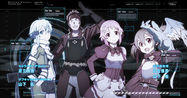 Sword Art Online Episode 15