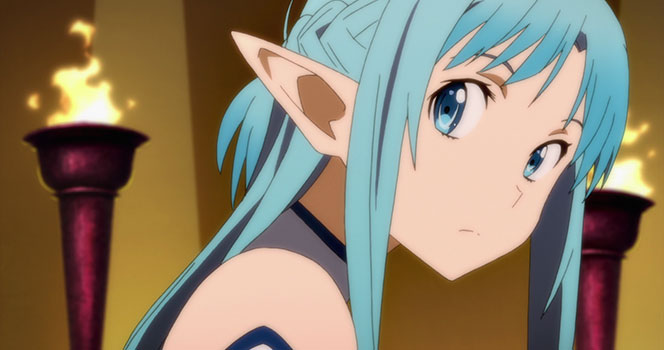 Sword Art Online Episode 21