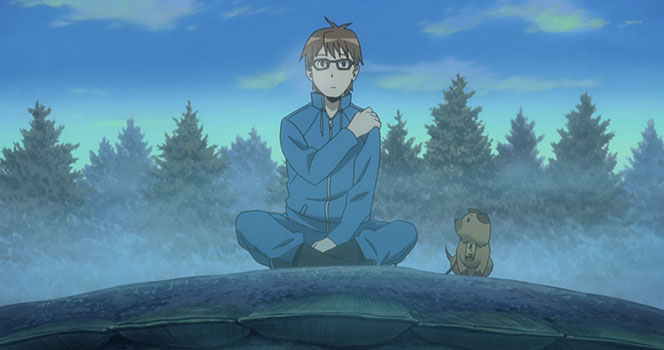Silver Spoon Episode 16