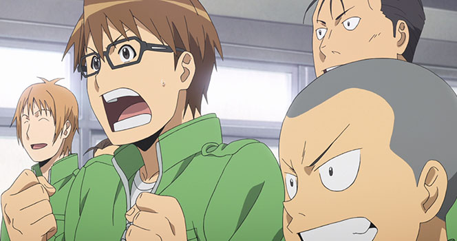 Silver Spoon Episode 18