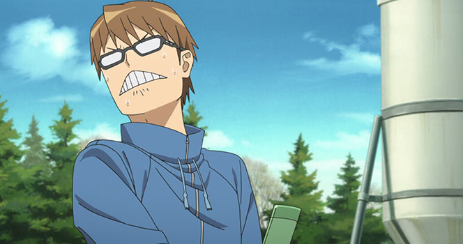 Silver Spoon Episode 21