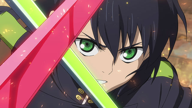 Seraph of the end Episode 19