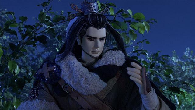 Thunderbolt Fantasy Sword Seekers Episode 12