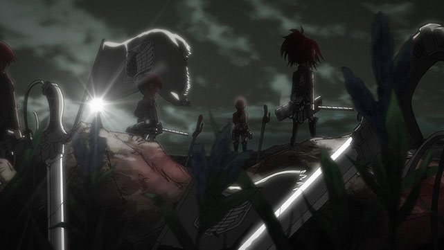 Attaque des Titans Junior High-school Episode 02