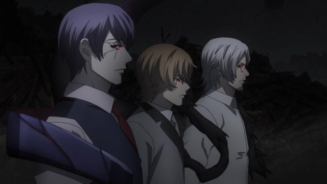 Tokyo Ghoul:re Arc 2 Episode 20 Eng Sub - Watch legally on Wakanim TV