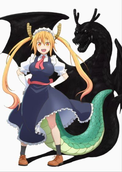 Maid Dragon