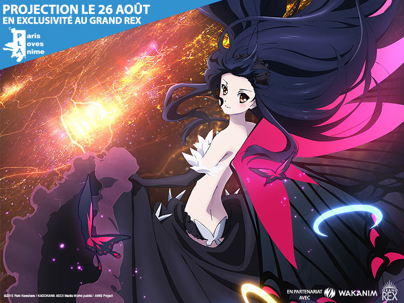 Accel World : infinite world