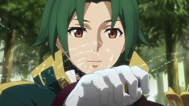Record of Grancrest War Episode 1