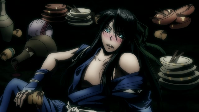 Drifters Episode 10