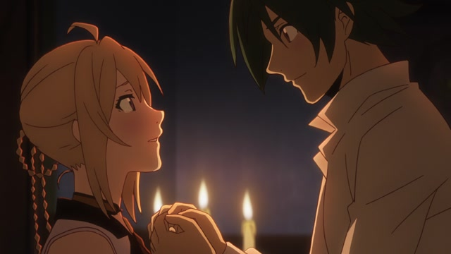 Record of Grancrest War (OmU.) Folge 18