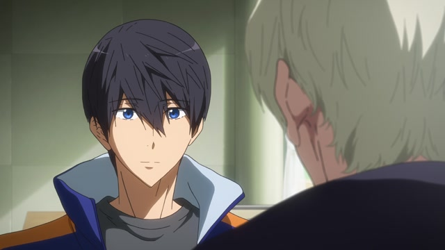 Free! -Dive to the Future- (OmU.) Folge 9