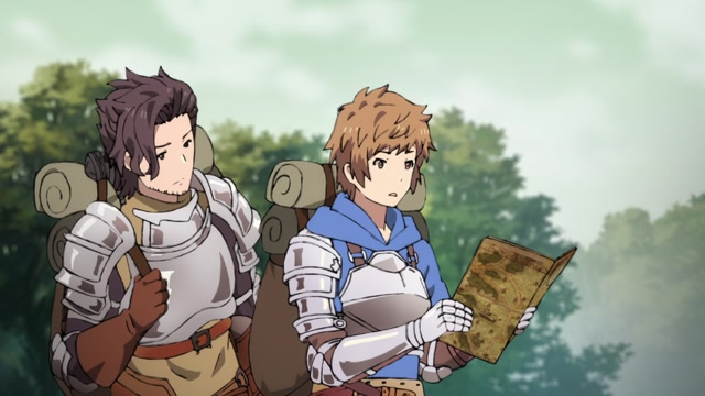 GRANBLUE FANTASY The Animation Episode 08