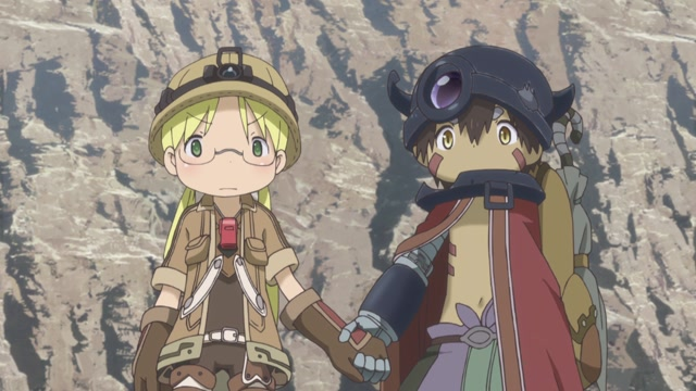 Made in Abyss Episode 04