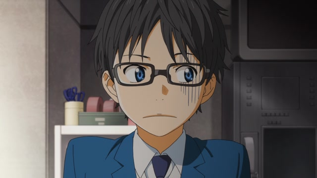 Your Lie in April Episode 17