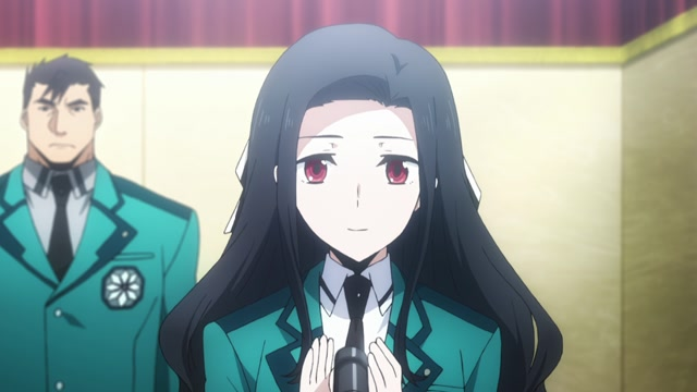 The irregular at magic high school Episode 09