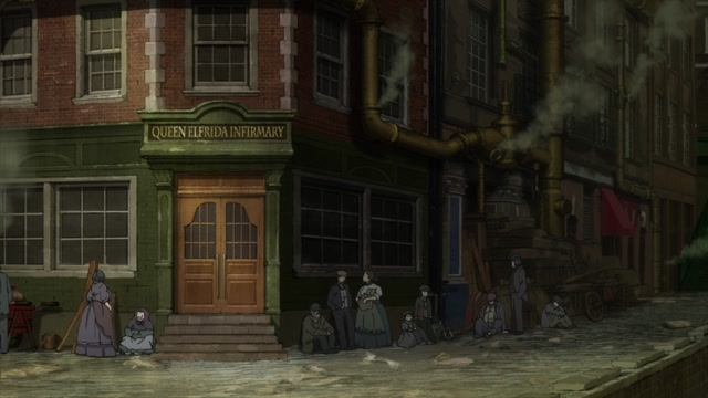Princess Principal Episode 01