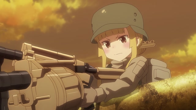 "SWORD ART ONLINE ALTERNATIVE ""GUN GALE ONLINE"" (OmU) Folge 7"