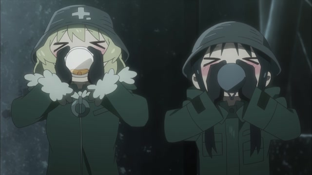 Girls' Last Tour Episode 08