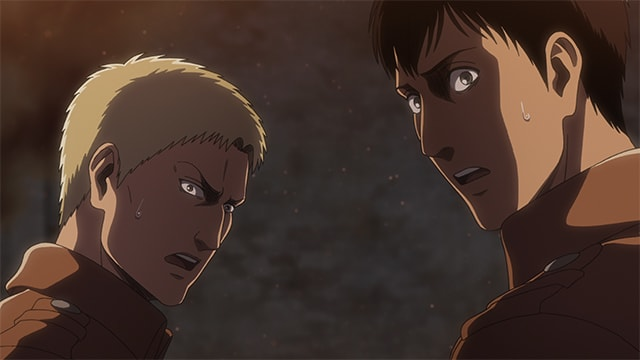 Атака титанов / Attack on Titan Серия 15