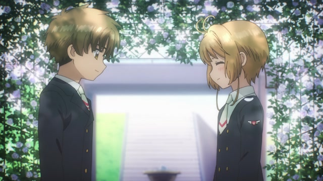 Cardcaptor Sakura : Clear Card Episode 8