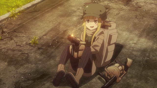 "SWORD ART ONLINE ALTERNATIVE ""GUN GALE ONLINE"" Episode 8"