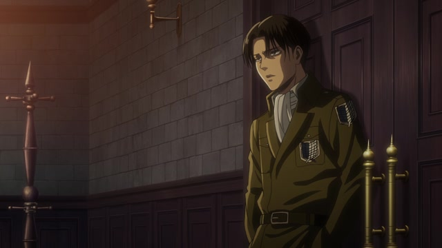 Атака титанов / Attack on Titan Серия 12