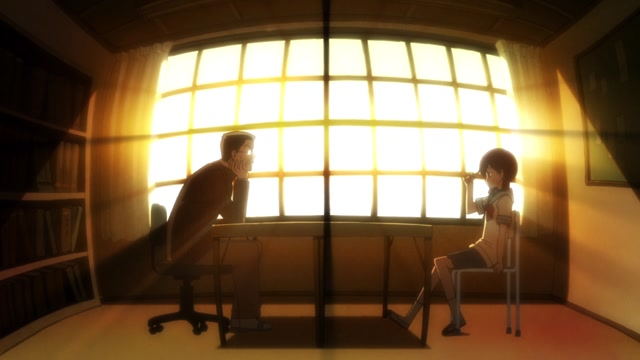 March comes in like a lion S2 (Omu) Folge 35