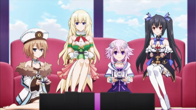 Hyperdimension Neptunia Episode 10