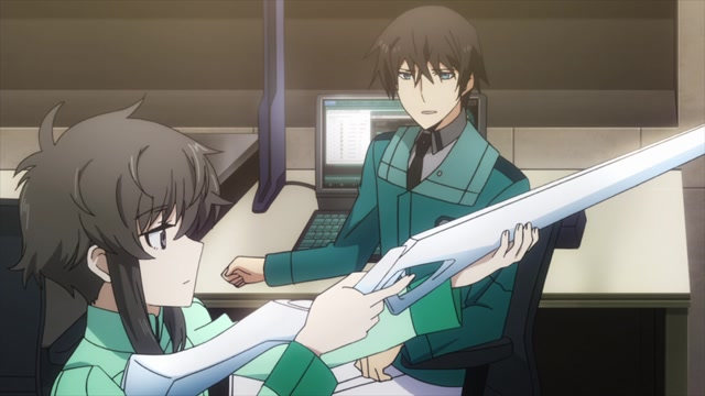 The irregular at magic high school Episode 12