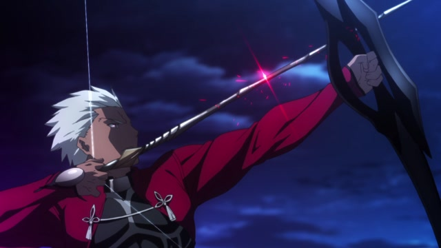 Fate/stay night: Unlimited Blade works Episode 07