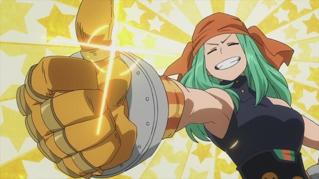 My Hero Academia Episode 15