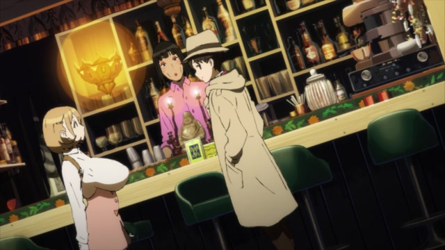 Occultic;Nine (OmU) Episode 05